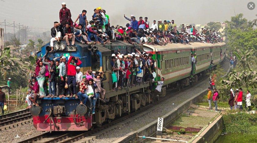 Bangladesh-Train